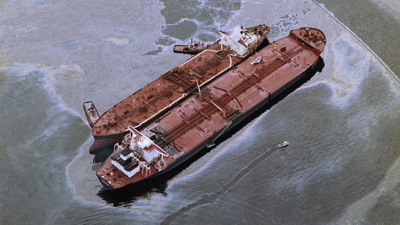 Exxon valdez paper