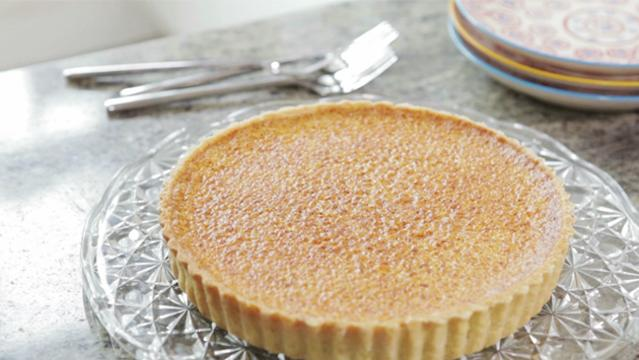 GBBOs Richard Burrs Shortcrust Pastry Tips