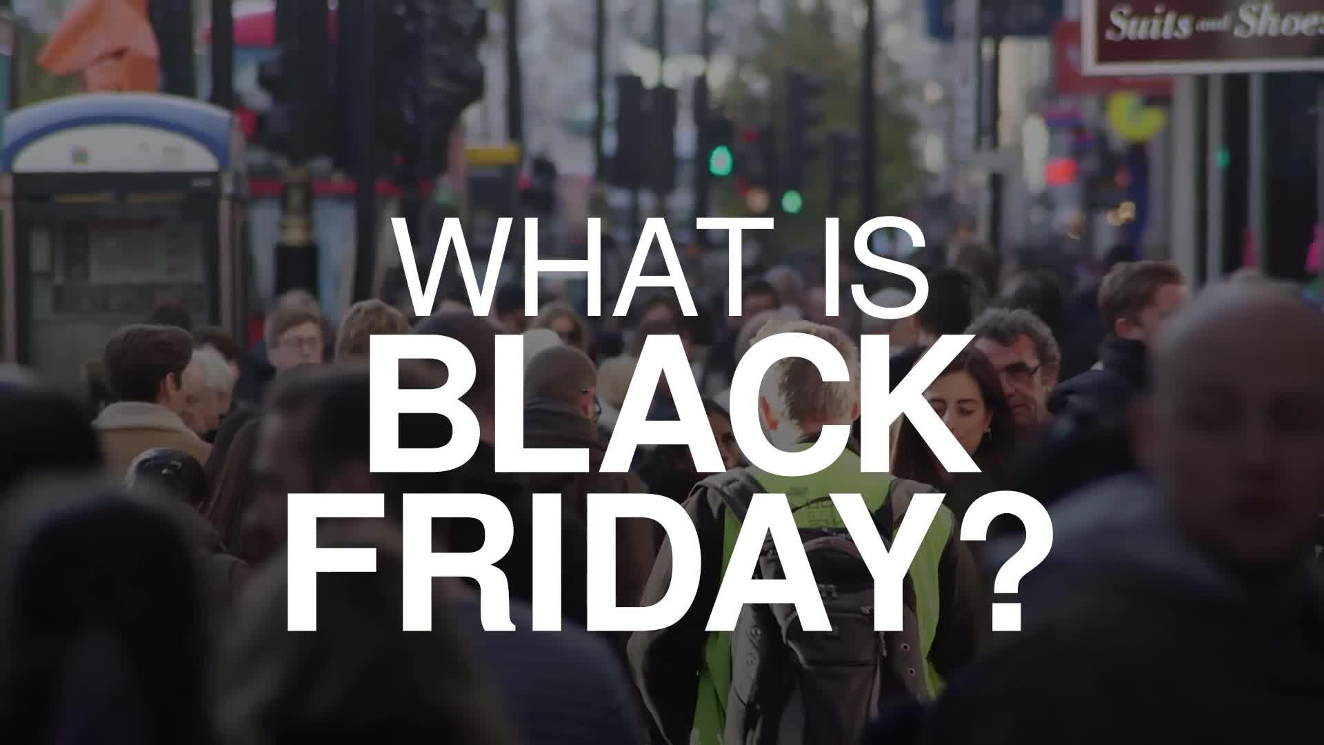 BREAKING DOWN 'Black Friday'