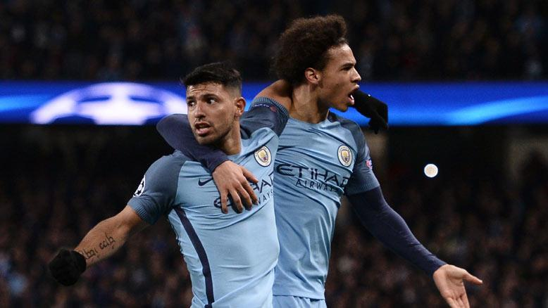 Highlights Manchester City 53 Monaco