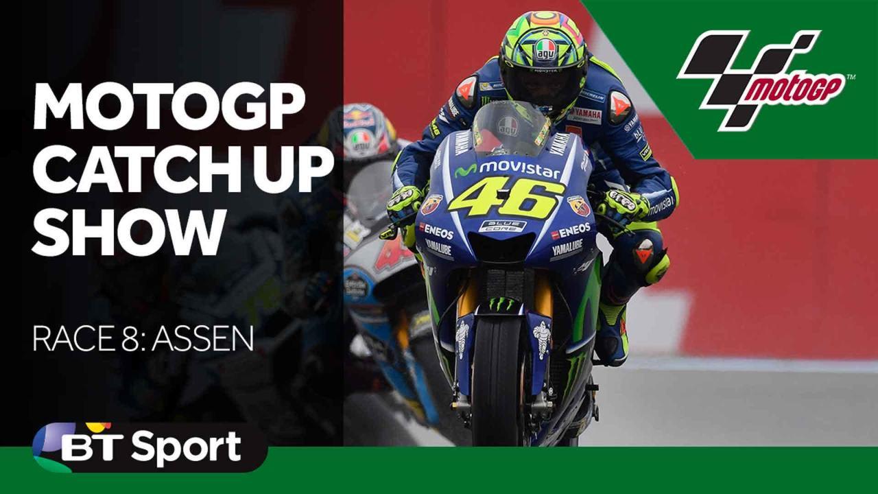MotoGP, Moto2 and Moto3 Results and Schedule | BT Sport