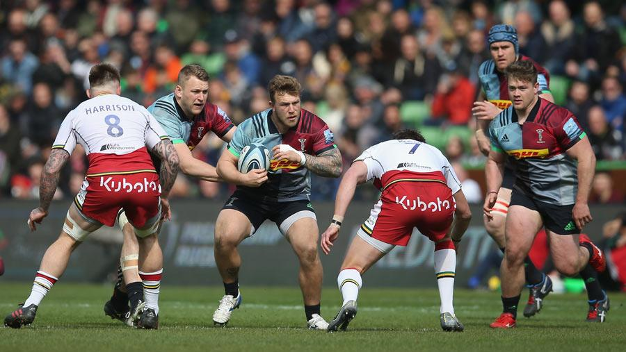 Extended highlights: Harlequins 19-20 Northampton | BT Sport