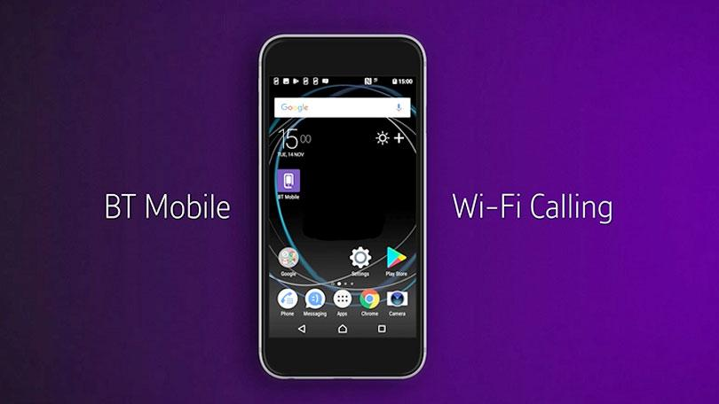 New BT Mobile service Wi-Fi Calling will boost your smartphone