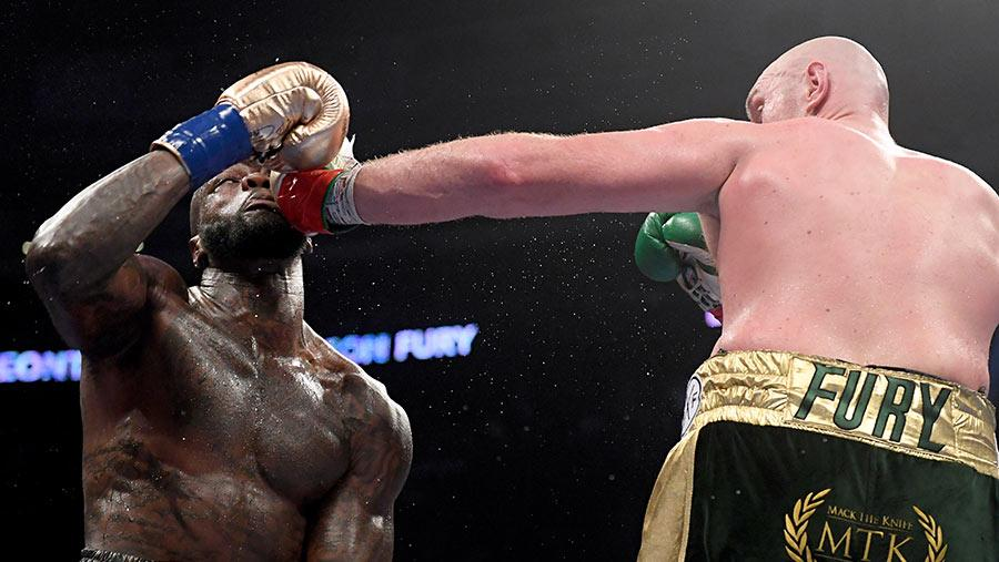Deontay Wilder vs Tyson Fury | Exclusively live on BT Sport