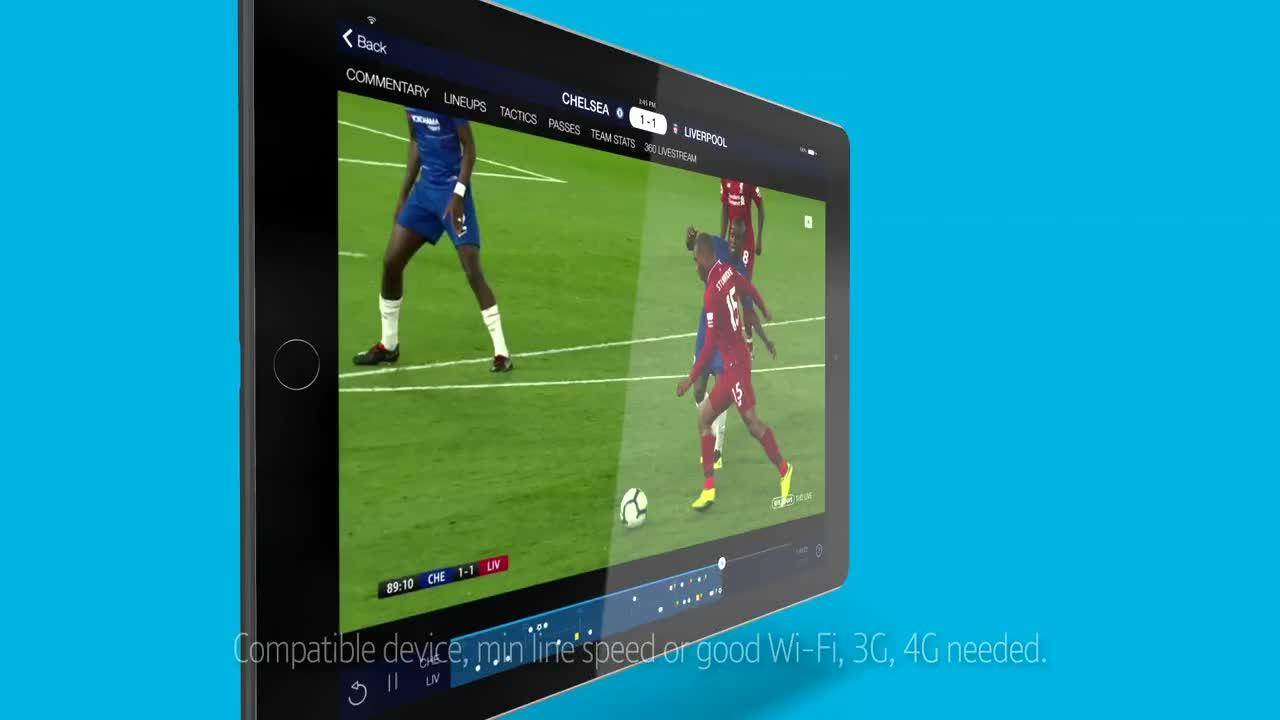 BT Sport App on TV | Watch BT Sport Smart TV | BT